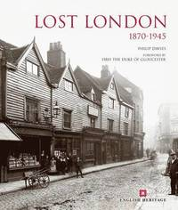 bokomslag Lost London 1870-1945