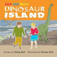 bokomslag Jack and Boo's Dinosaur Island
