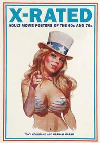 bokomslag X-rated Adult Movie Posters Of The 1960s And 1970s