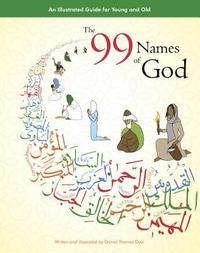 bokomslag The 99 Names of God