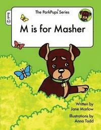 bokomslag M is for Masher: Book 2