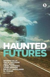 bokomslag Haunted Futures