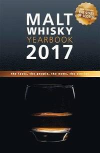 bokomslag Malt Whisky Yearbook 2017