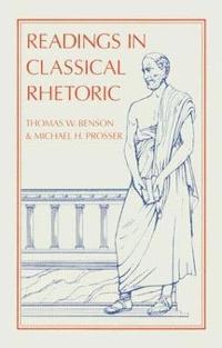 bokomslag Readings in Classical Rhetoric