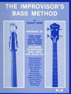 bokomslag Improvisers bass method (bass guitar)