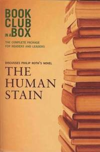 bokomslag 'Bookclub-in-a-Box' Discusses the Novel 'The Human Stain'