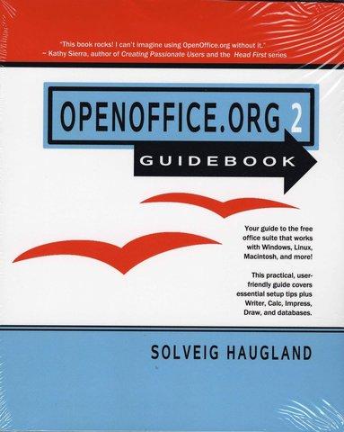 bokomslag OpenOffice.org 2 Guidebook