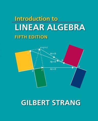 bokomslag Introduction to Linear Algebra