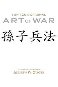 bokomslag Sun Tzu's Original Art of War