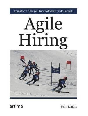 bokomslag Agile Hiring