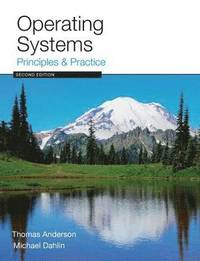 bokomslag Operating Systems: Principles and Practice