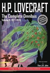 bokomslag H.P. Lovecraft, The Complete Omnibus Collection, Volume II