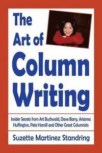 bokomslag The Art of Column Writing