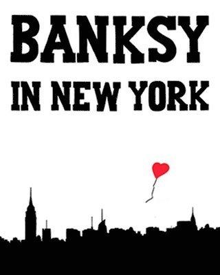 bokomslag Banksy In New York