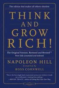 bokomslag Think and Grow Rich!