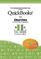 bokomslag QuickBooks for Church & Other Religious Organizations