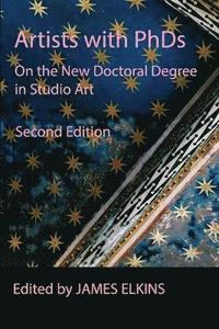 bokomslag Artists with PhDs