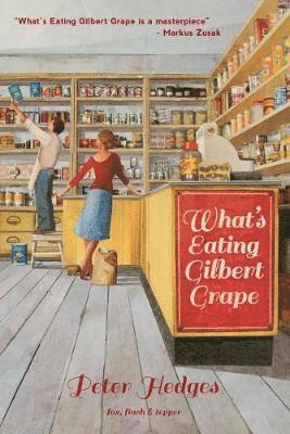 bokomslag Whats eating gilbert grape