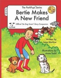 bokomslag Bertie Makes a New Friend