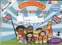 bokomslag Cosmoville - My First English Book - Level 1