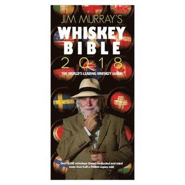 bokomslag Jim murrays whisky bible 2018