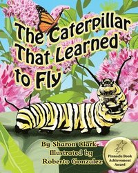 bokomslag The Caterpillar That Learned to Fly: A Children's Nature Picture Book, a Fun Caterpillar and Butterfly Story for Kids, Insect Series