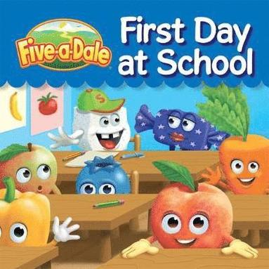 bokomslag First Day at School