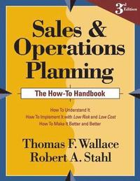 bokomslag Sales and Operations Planning the How-To Handbook