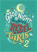 bokomslag Goodnight Stories for Rebel Girls 2