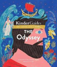 bokomslag Kinderguides early learning guide to Homer's The Odyssey