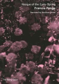 bokomslag Nioque of the Early-Spring