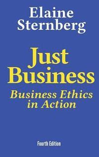bokomslag Just Business