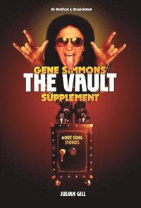 bokomslag Gene Simmons the Vault Supplement