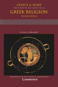 bokomslag Greek Religion: Volume 46