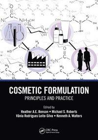 bokomslag Cosmetic Formulation