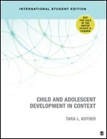 bokomslag Child and Adolescent Development in Context