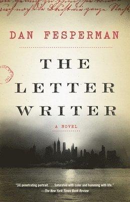 bokomslag Letter Writer