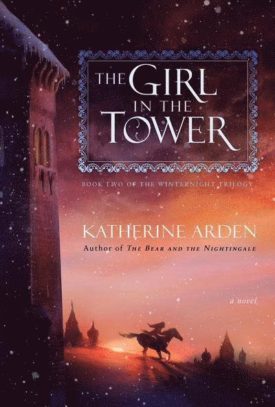 The Girl in the Tower 1