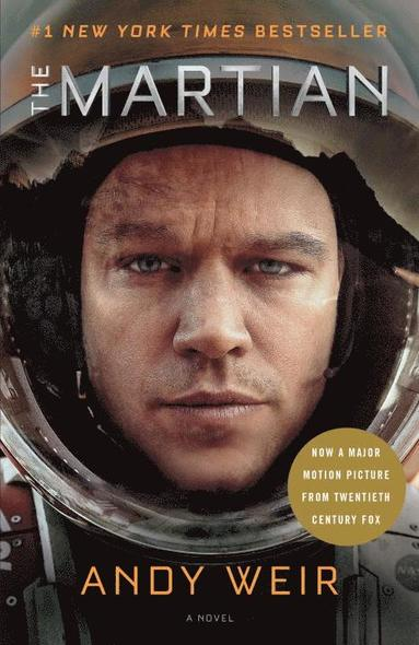 bokomslag The Martian (Film Tie-In)