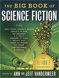 bokomslag Big Book Of Science Fiction
