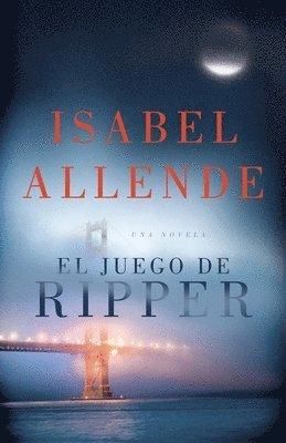bokomslag El Juego de Ripper