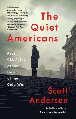 bokomslag Quiet Americans