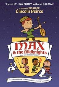 bokomslag Max And The Midknights