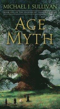 bokomslag Age Of Myth