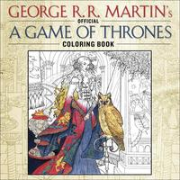 bokomslag The Official A Game of Thrones Coloring Book
