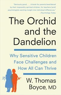 bokomslag Orchid And The Dandelion