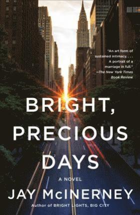 bokomslag Bright, Precious Days