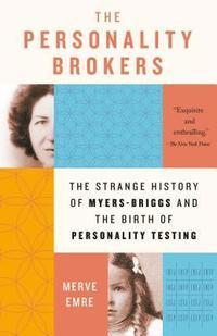 bokomslag Personality Brokers