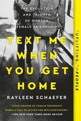 bokomslag Text Me When You Get Home