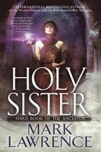 bokomslag Holy Sister